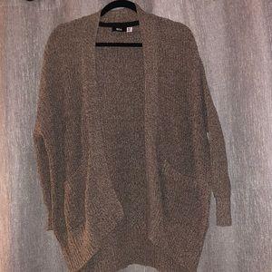 BDG xs sweater (brown)